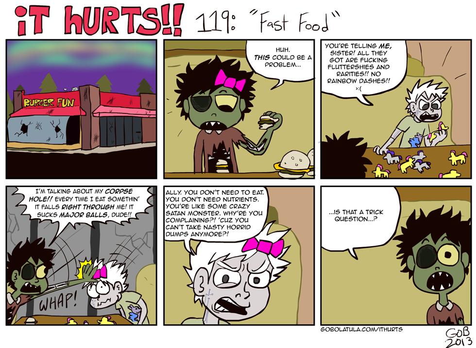 119: Fast Food