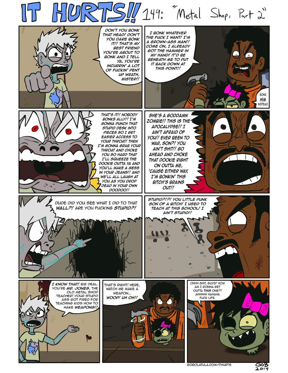 149: Metal Shop, Part 2