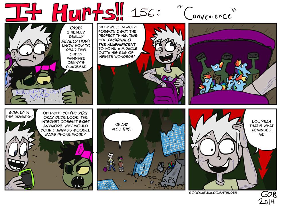 156: Convenience
