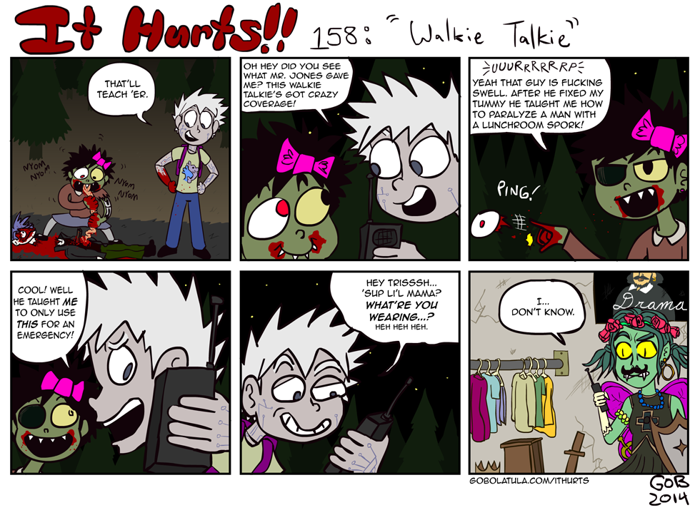 158: Walkie Talkie
