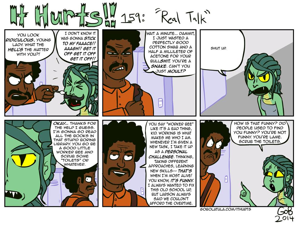 159: Real Talk