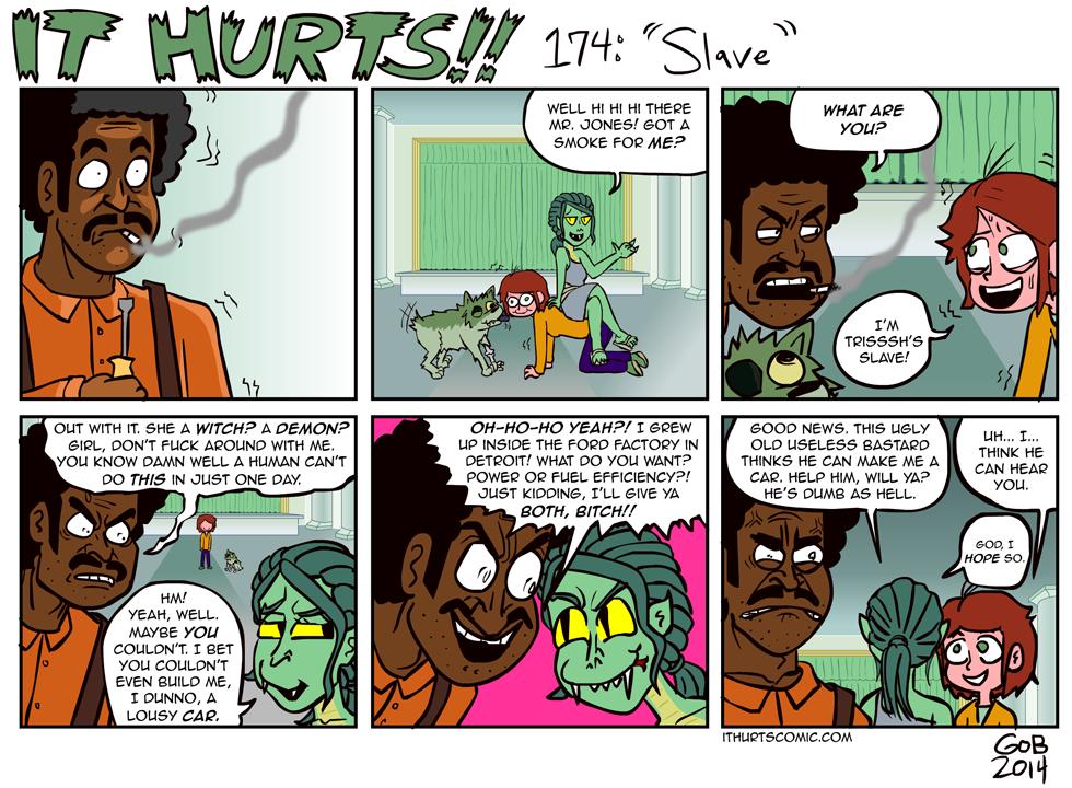 174: Slave