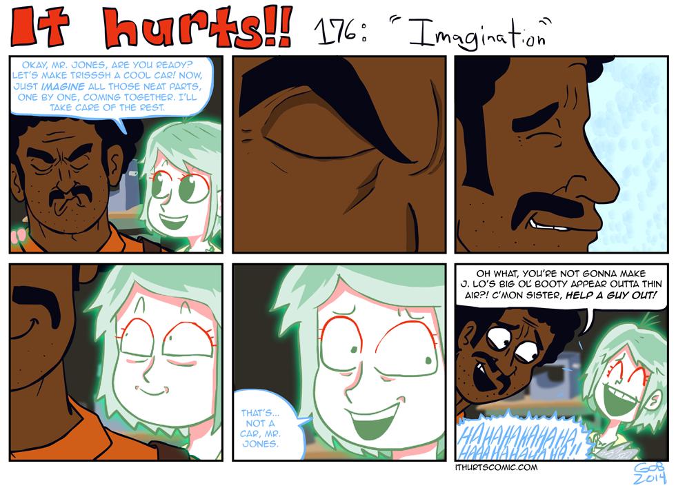 176: Imagination