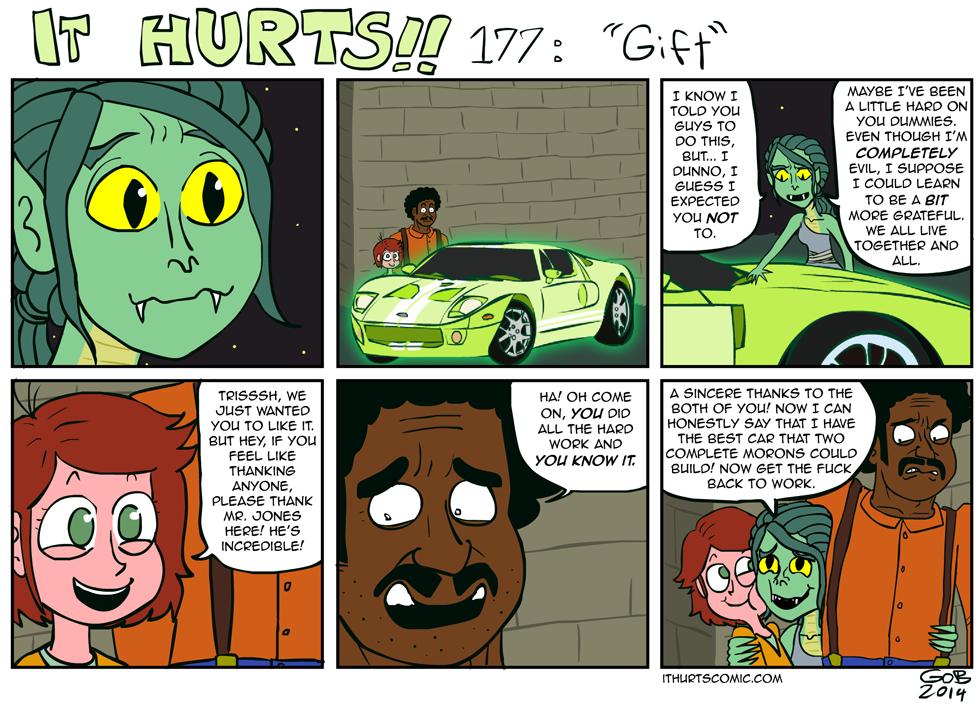 177: Gift