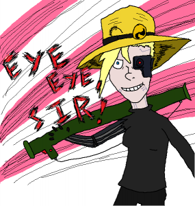 eye eye sir finished