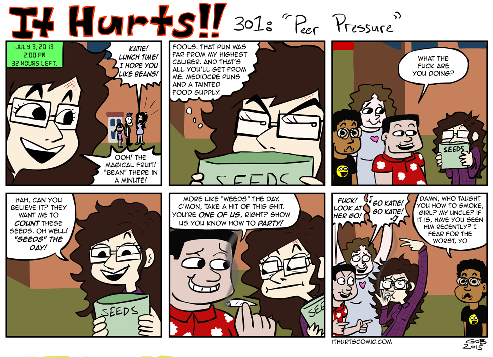 301: Peer Pressure