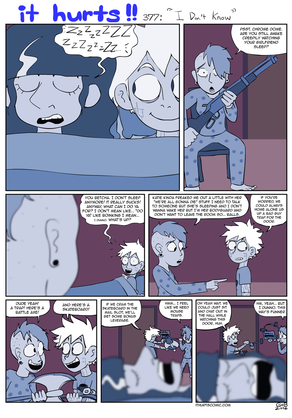 377: I Don't Know
