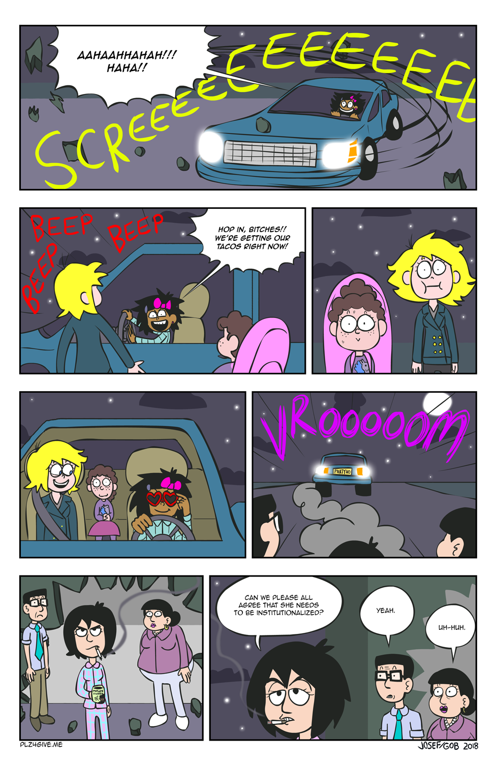 041: Don't Pull Your Love – Page 5/5
