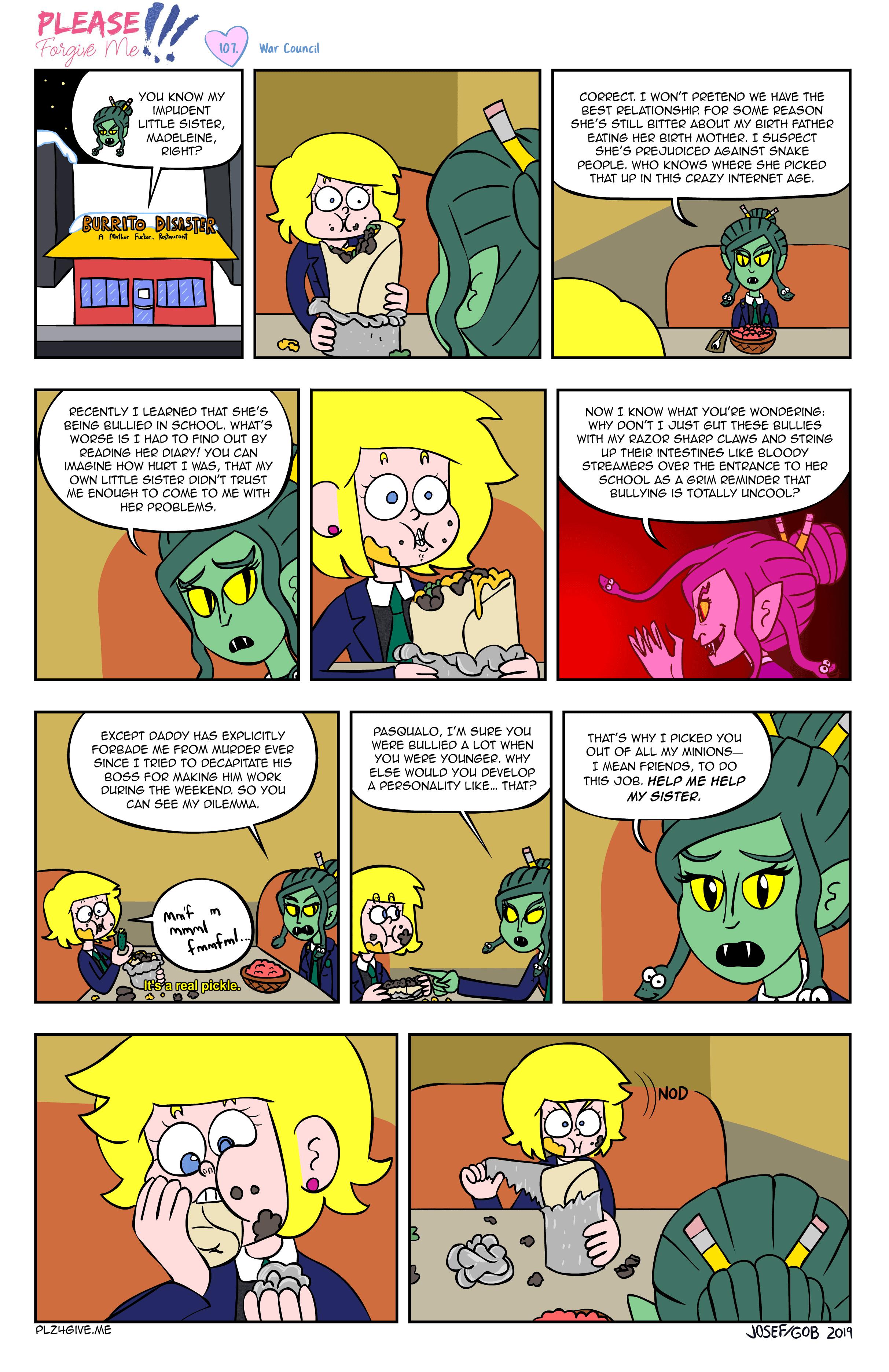 107: War Council