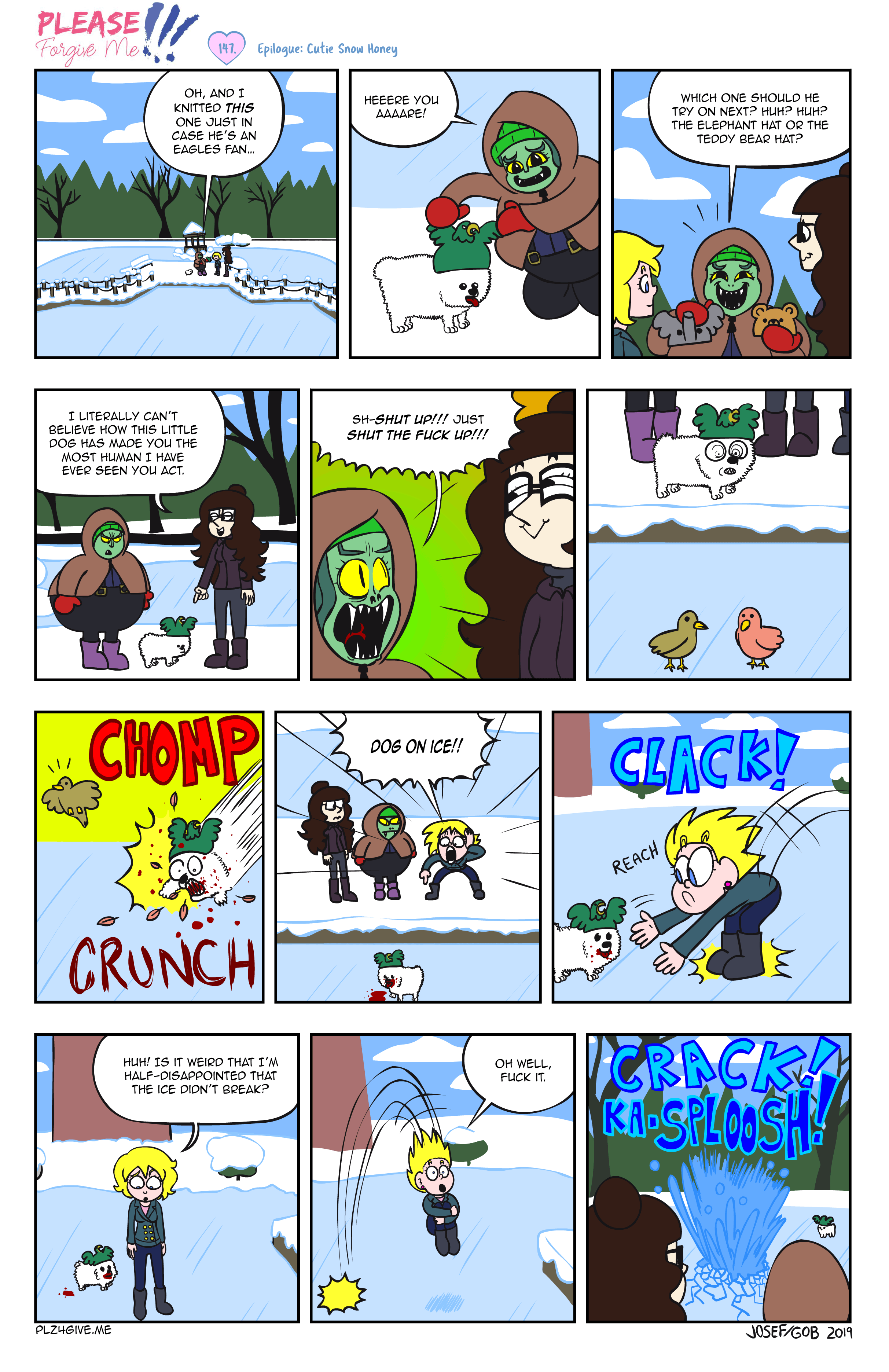 147: Epilogue: Cutie Snow Honey