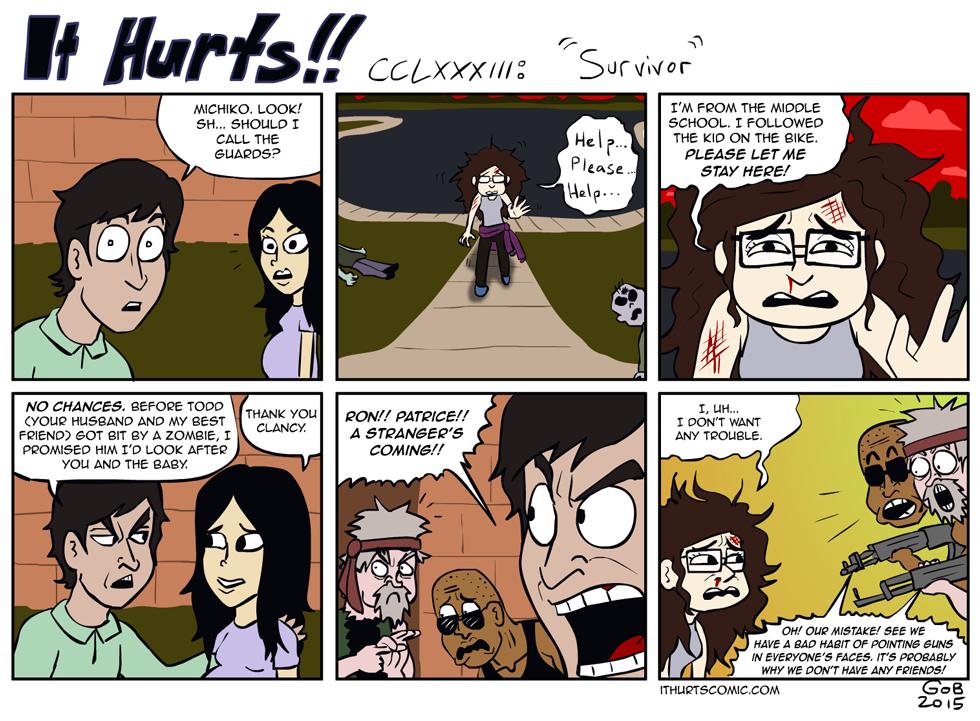 283: Survivor